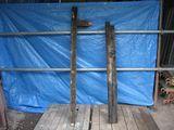 古木のリフレッシュ塗装