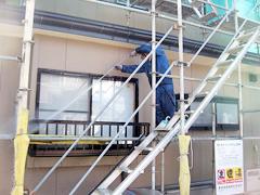 屋根・外壁の高圧水洗浄