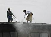 屋根塗装施工事例